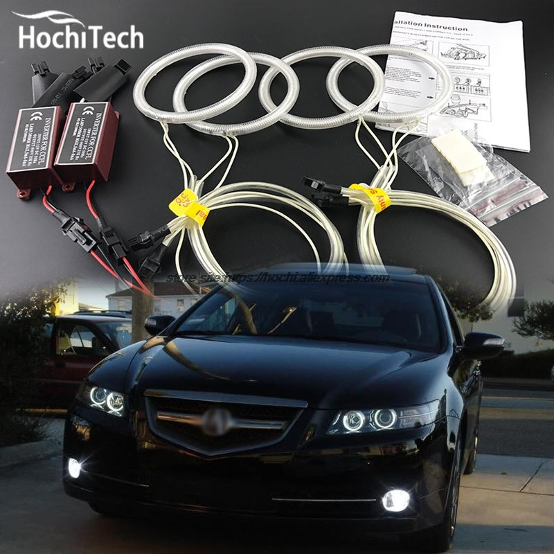 HochiTech Excellent Angel Eyes Kit For Acura TSX 2009 2010