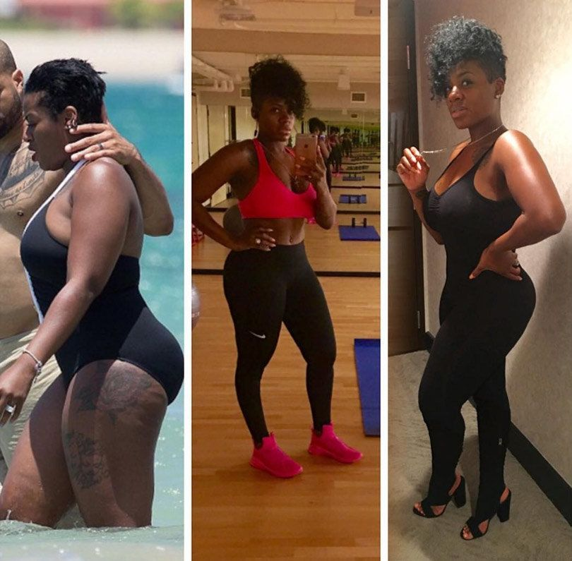 b70f49e2baff25 Fantasia Barrino Flaunts Impressive Weight Loss --