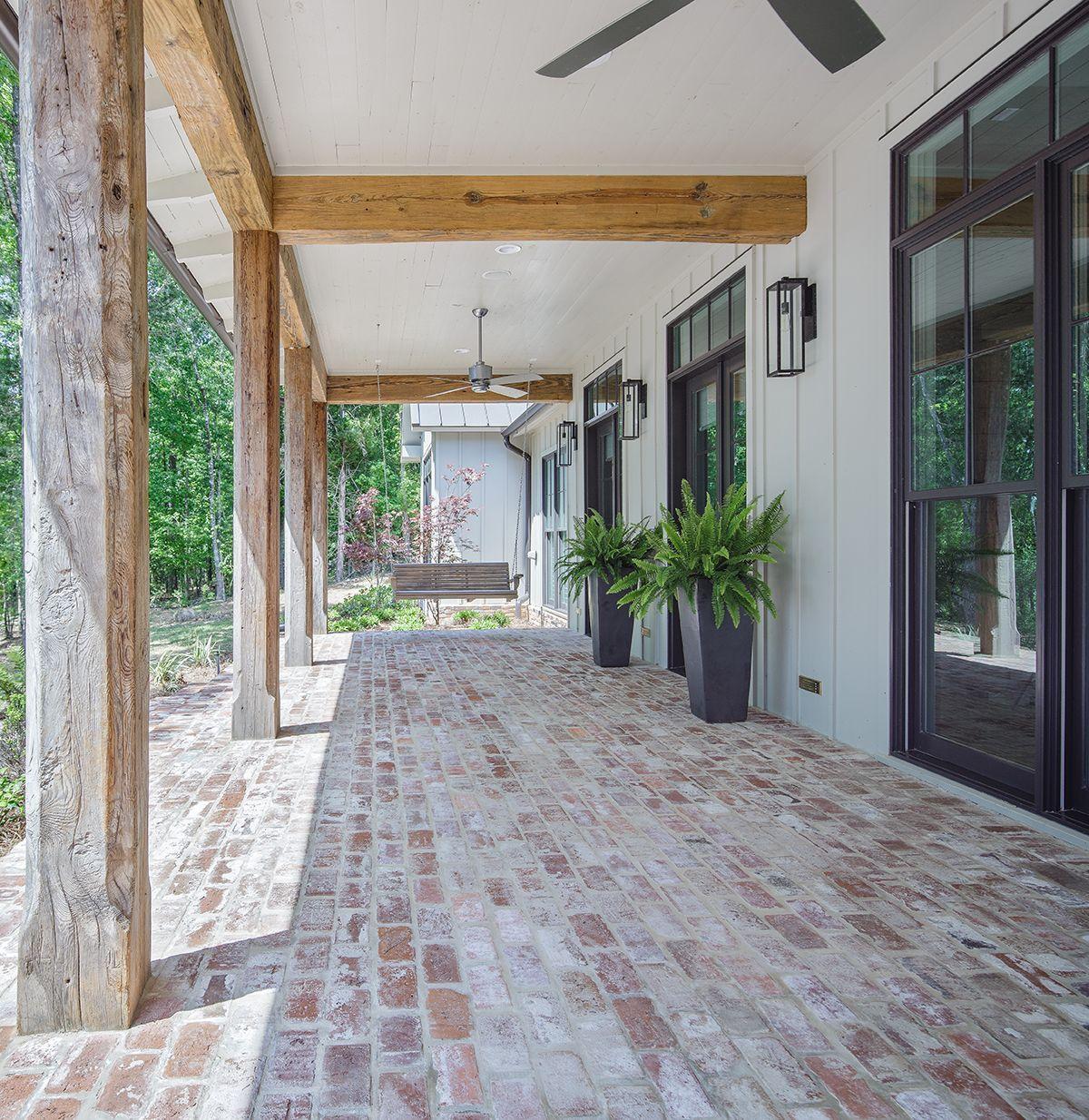 Photo of Utendørsdetaljer GRAND BAYOU LAKEHOUSE – Farmer Payne Architects #bayou …