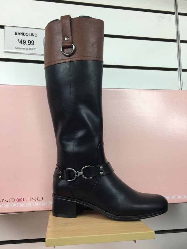 2b96af11542 Off the Rack: Fall Boots at Marshalls (See 35 In-Store Photos ...