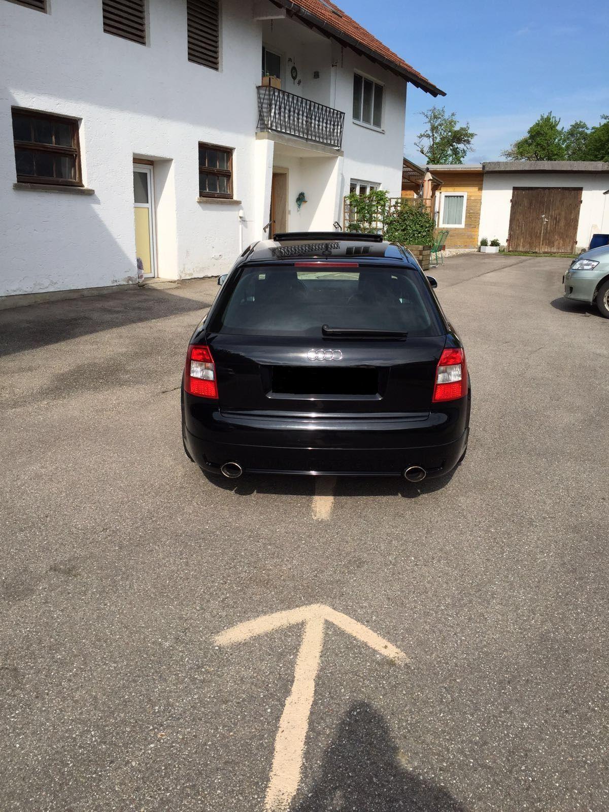 Audi a4 b6 bex quattro_______oettinger b6 a4 s4 audi a4 klub