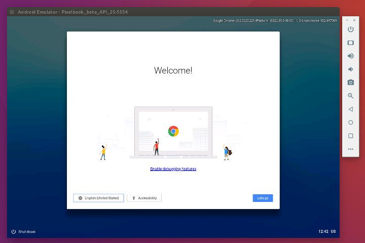 How to Run Chrome OS in Android Emulator | Programming | Chromium os