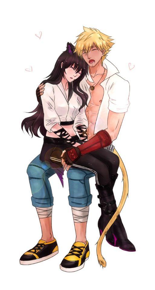 I LOVE THEM  They are not my fav couple because Jaune/Pyrrha