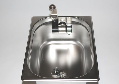 Edelstahl Spülbecken Camping Spüle Waschbecken Integriert + Ablauf - wasserhahn für küchenspüle