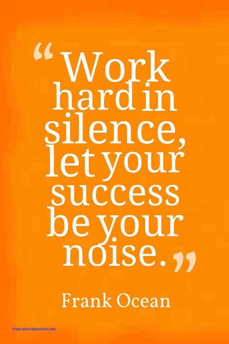 Motivational Quotes For Success At Work Quotes