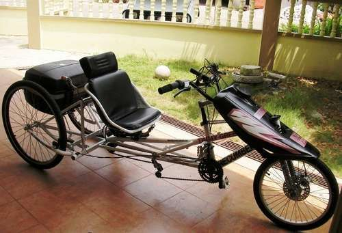 Used Recumbent Tricycles Me How People In Every Corner Of The World Are Making Recumbent Trikes Recumbent Bicycle Trike