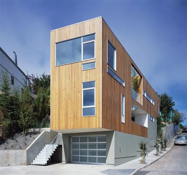 Modern Urban Infill: Urban And Suburban Infill Projects