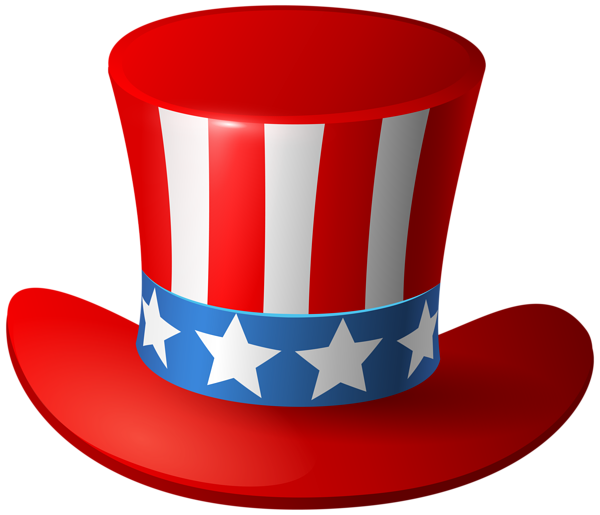 Uncle Sam Usa Hat Png Clipart Image 4th Of July Clipart Clip Art Uncle Sam