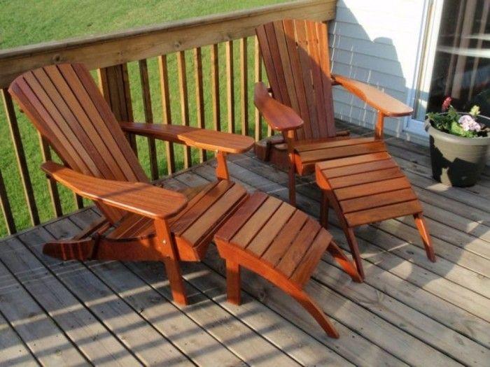 Adirondack Teak Deck Chairs Teak Adirondack Chairs Patio Dining Set