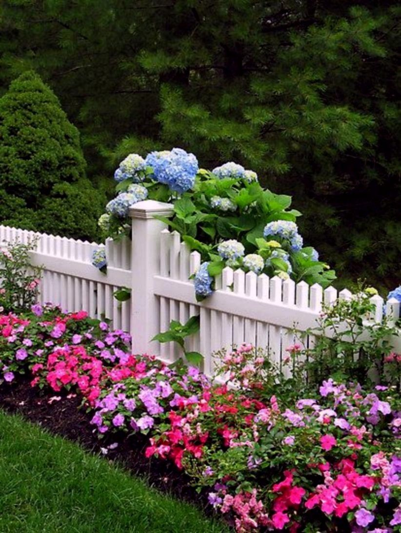 Best Ever Backyard & Front Yard Fence Ideas and Inspirations