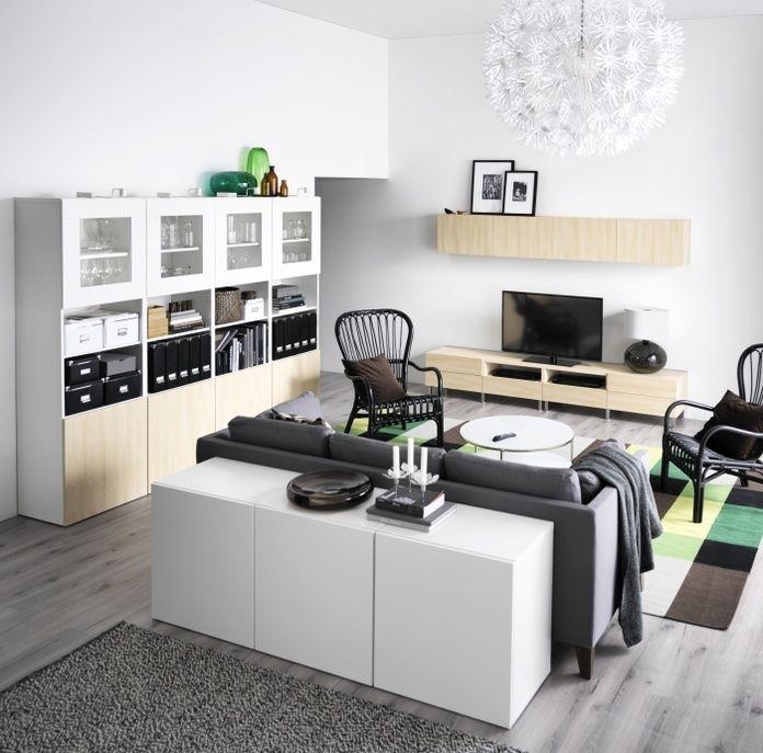 Ikeaの壁面収納besta ベストー を徹底解説 テレビ台やリビング収納におすすめ Ikea リビングルーム マンション インテリア 模様替え