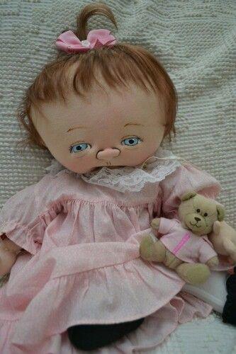 Jan Shackelford-Dolls Vintage