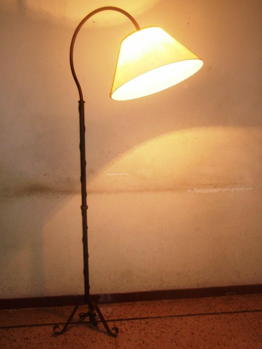Lamparas de pie en hierro forjado mercado libre - Lamparas de pie minimalistas ...