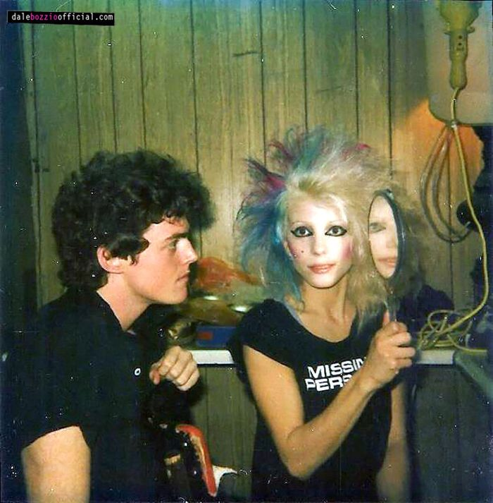 dale bozzio and patrick o hearn dale bozzio pinterest