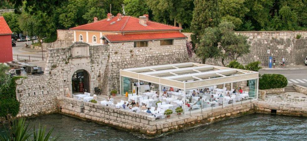 ICYMI Restaurant Review Fosa in Zadar, Croatia Zadar