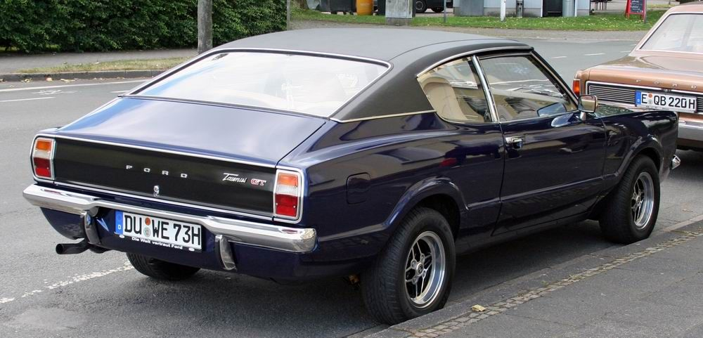 Ford Taunus Gt Coupe Ford Taunus Gt Ford Autos Deportivos
