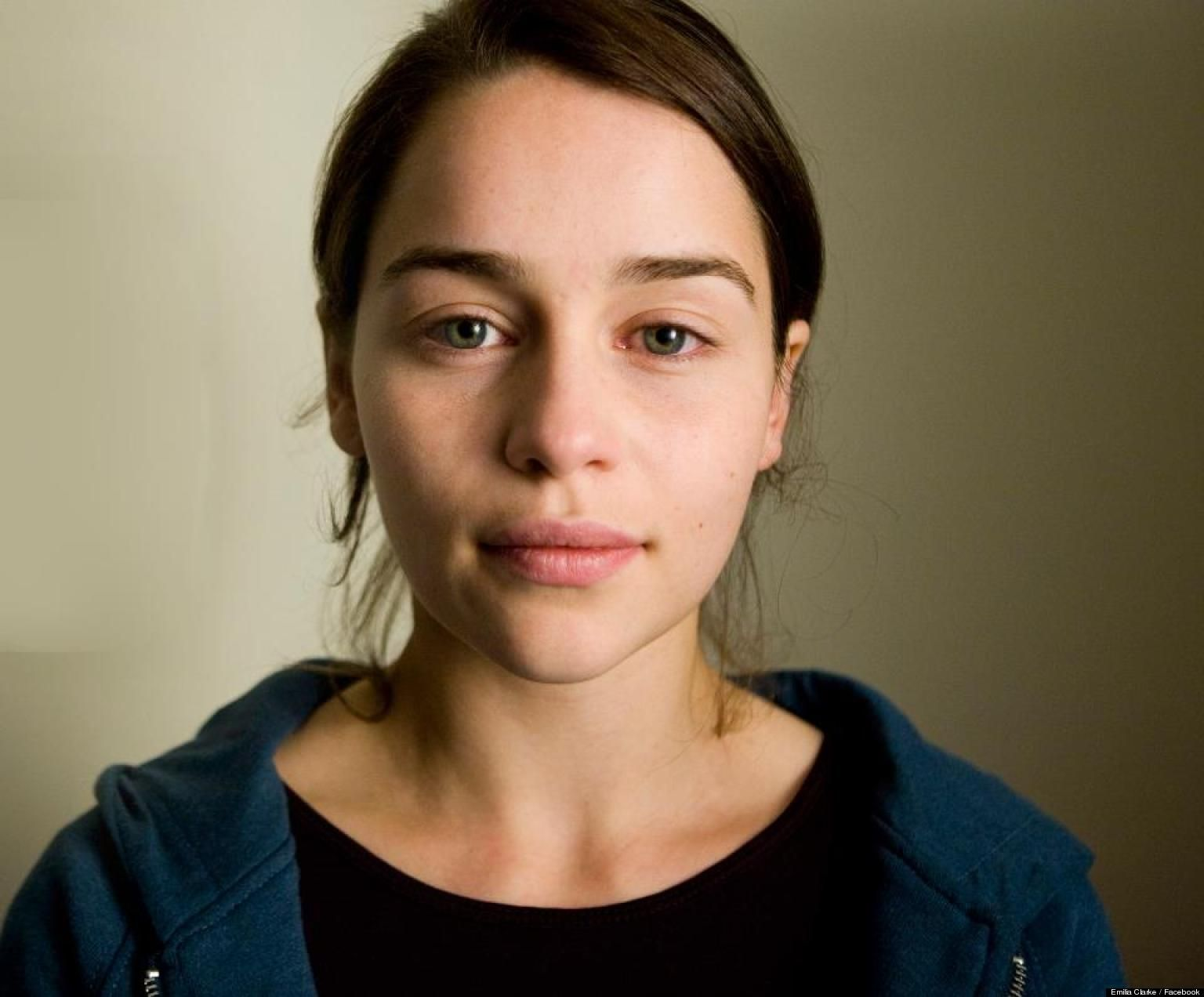 Emilia Clarke With No Makeup On Is Still The Most Gorgeous Woman On Earth | Emilia Clarke ...