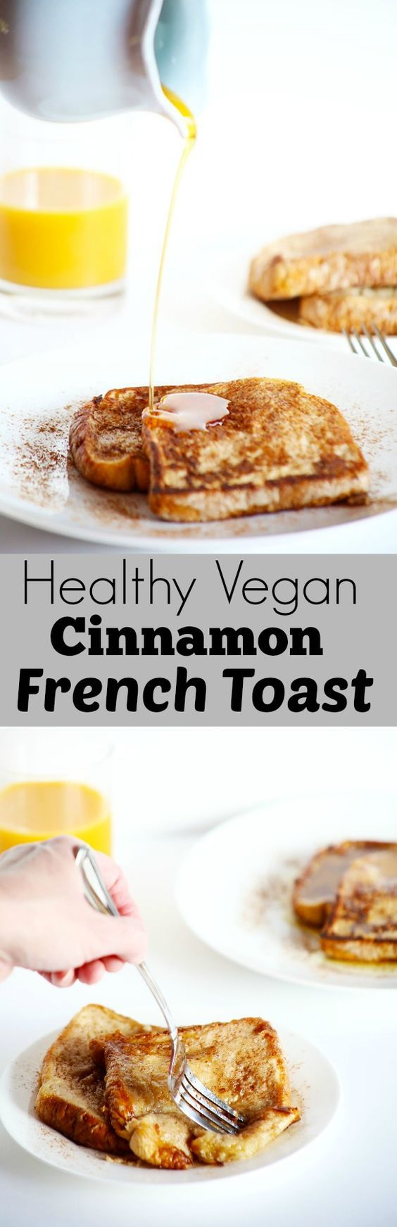 how to make easy french toast without cinnamon