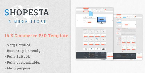 Review Shopesta - E-Commerce PSD Templateonline after you search a lot for where to buy