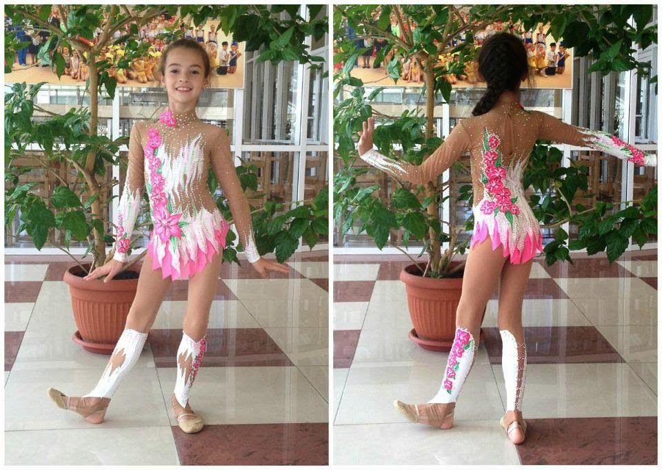 костюм для гимнастики, гимнастический костюм ...