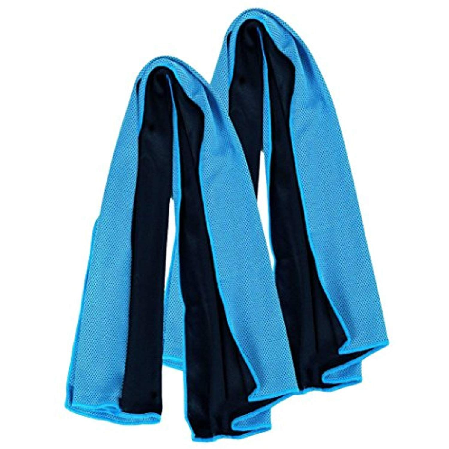 Aosce Cool Towel 40 X12 Microfiber Cooling Towel For Instant