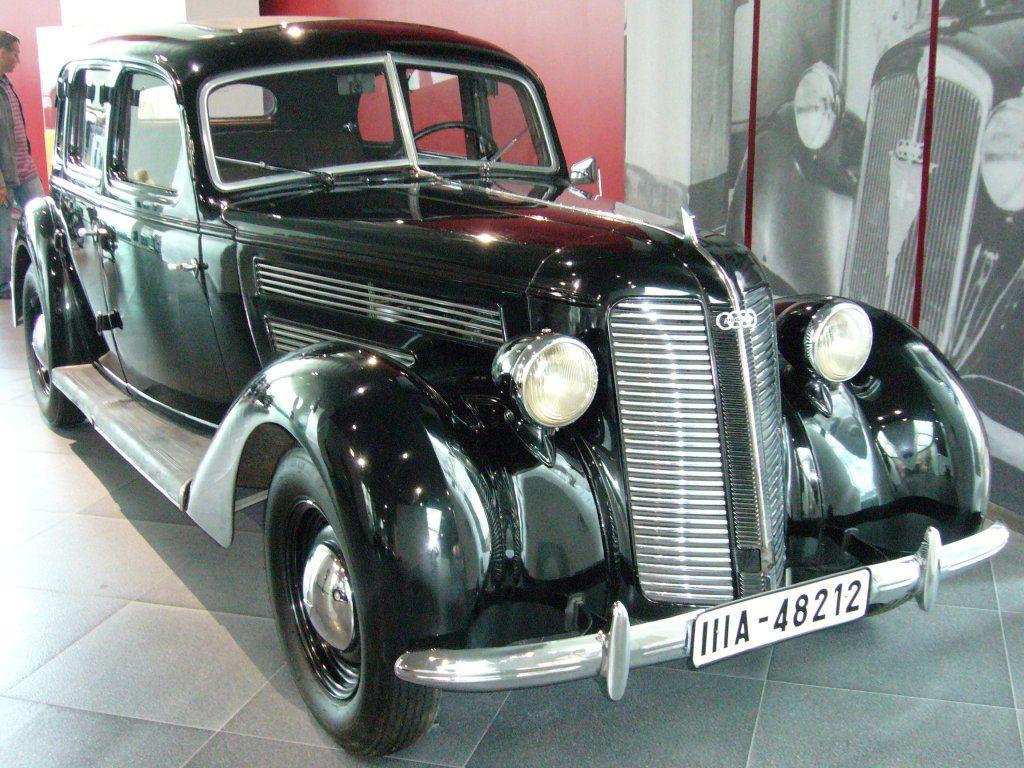 AUDI 940 LIMUZINE .1938-1940 | Old Cars ~♥~ | Pinterest | Vehicle ...