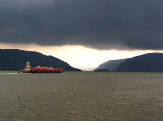 Storm Over Storm King | Hudson River, NY