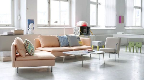 Flexibel met een modulaire bank interieur blog pinterest