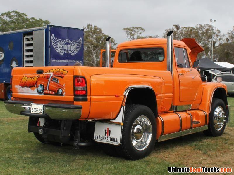 International Loadstar 1800 Classic Trucks Big Trucks