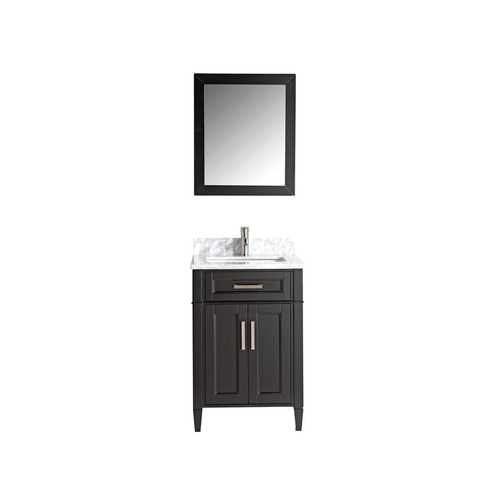 Vanity Art Savona 24 In W X 22 In D X 36 In H Bath Vanity In