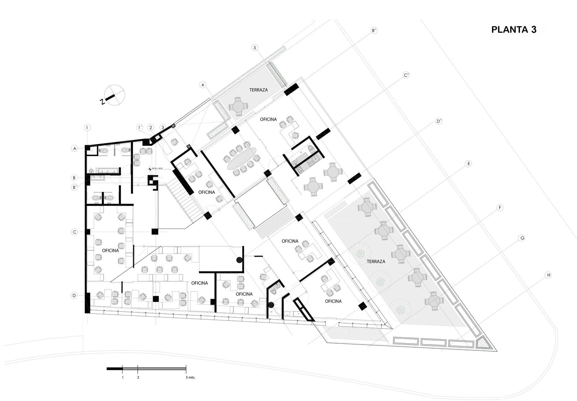 Edifício Spectra / Espacio Colectivo Arquitectos