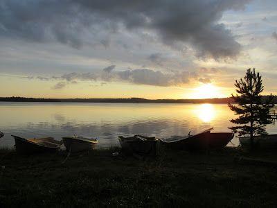 Lake Kyrösjärvi (Viljakkalanselkä) at the septembermorning.  Finnish nature through my eyes - Sari Lapikisto