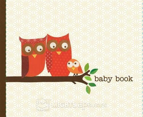 Baby Record Book from Mighty Ape $26.99