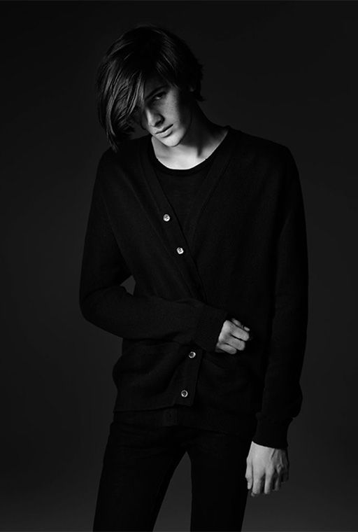 Saint Laurent's new campaign starring the sons of Pierce Brosnan and Val Kilmer