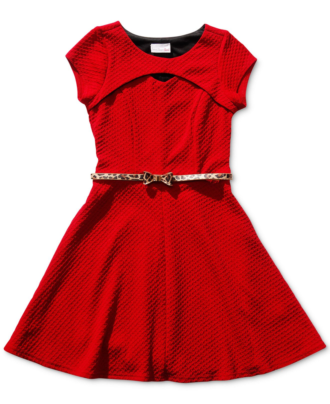 Bloome cutout fitandflare dress for the bug pinterest babies