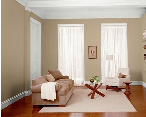Behr Classic Taupe Office Paint ColorsLiving Room