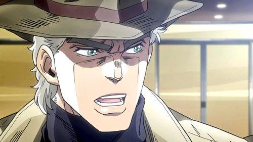 Fanart If Joseph Didn T Have A Beard In Part 3 Jojo S Bizarre Adventure Anime Jojo S Bizarre Adventure Jojo Bizarre