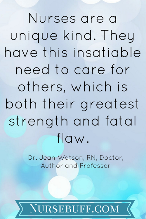 Nursing Quotes To Inspire And Brighten Your Day  Nurse Quotes