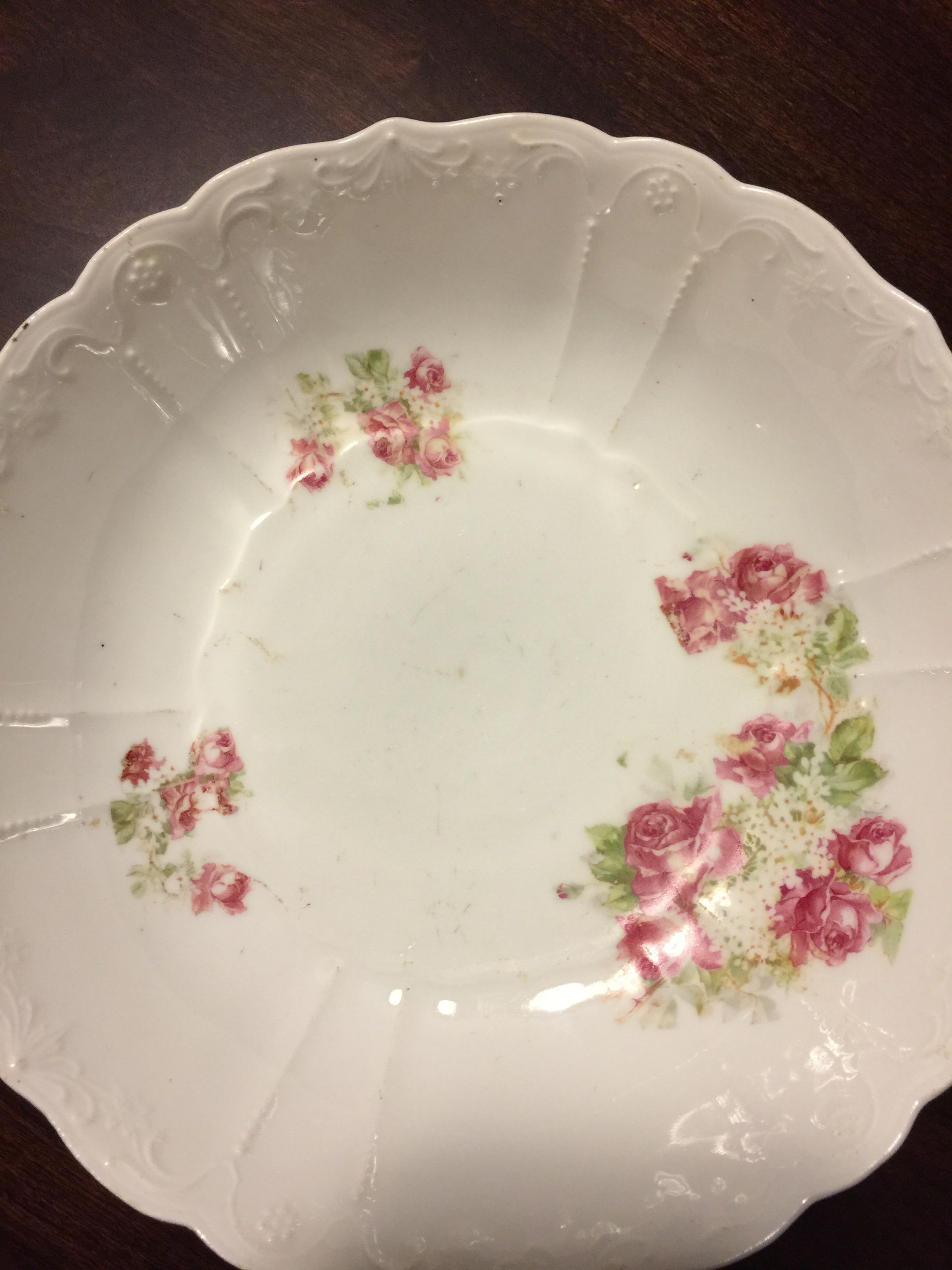 Identify Antique China Patterns With