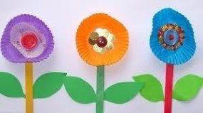 manualidades para niños y niñas especial primavera (2