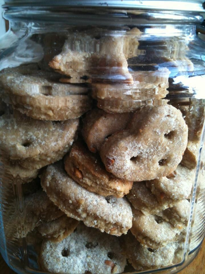 Home Made Dog Treats Honey Oatmeal Dog Biscuits Www Facebook Com
