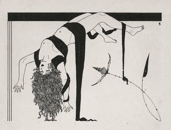 Vintage japanese art deco prints no 50