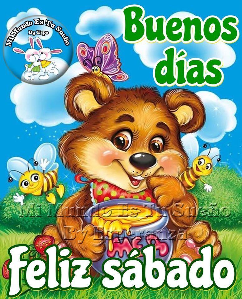 Feliz sábado em espanhol