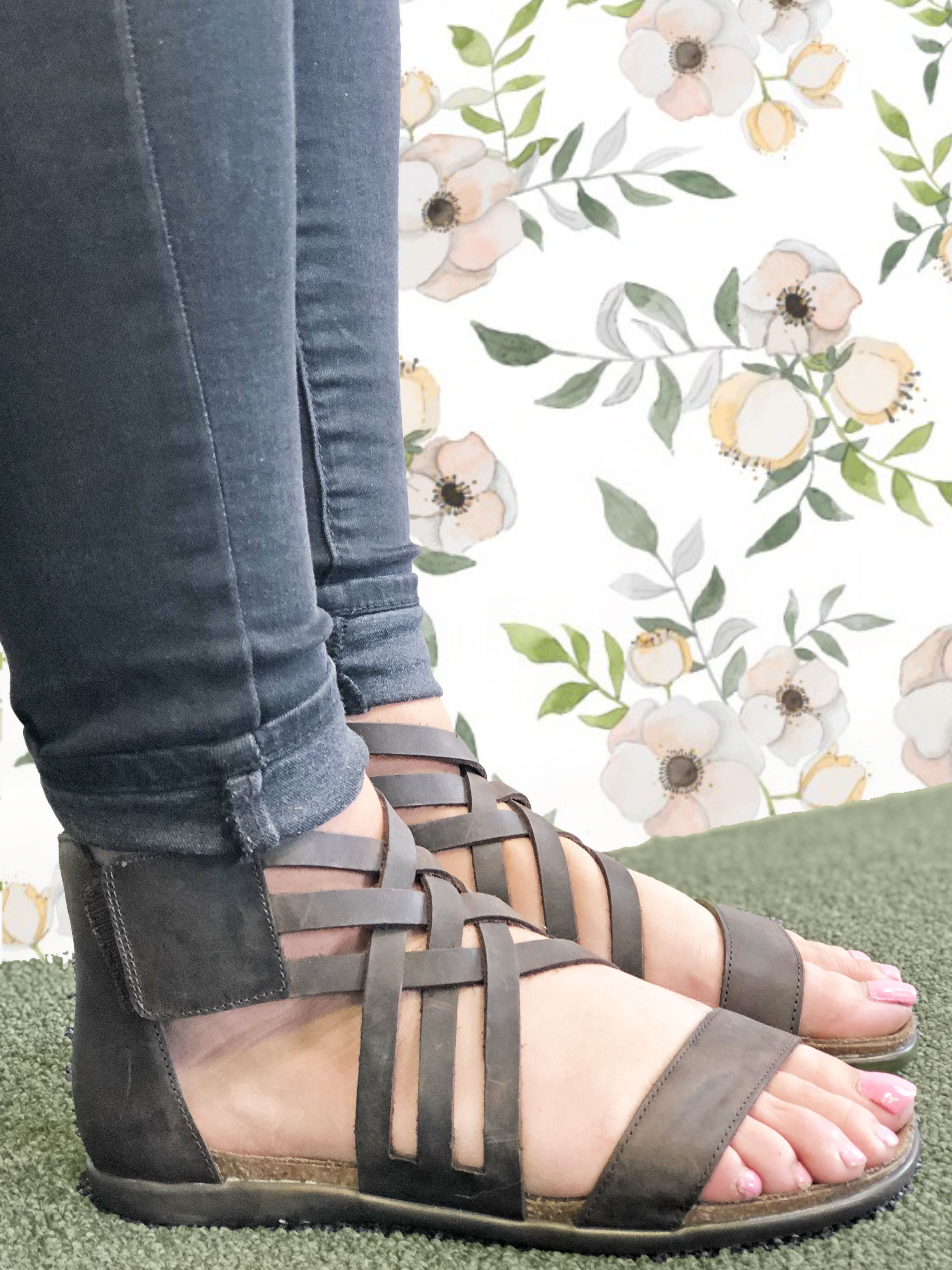 baca05dcb We love our  strappy leather Marita sandals!