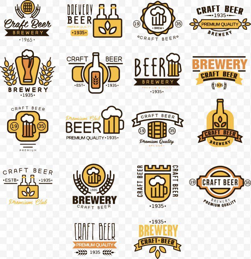 Oktoberfest Colored Cartoon Icon Design Image Beer Logo Brewing Brewery Png Beer Area Artisau Garagardot Beer Logo Design Brewery Logos Beer Label Design