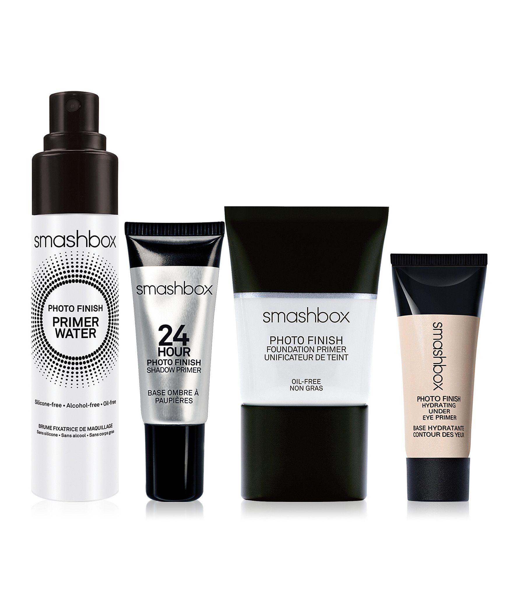 Smashbox Try It Kit Primer Authority In 2020 Smash Box Primer Primer Under Eye Makeup