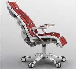 The Herman Miller Aeron self-adjusting chair - I really need to get one of these soon!