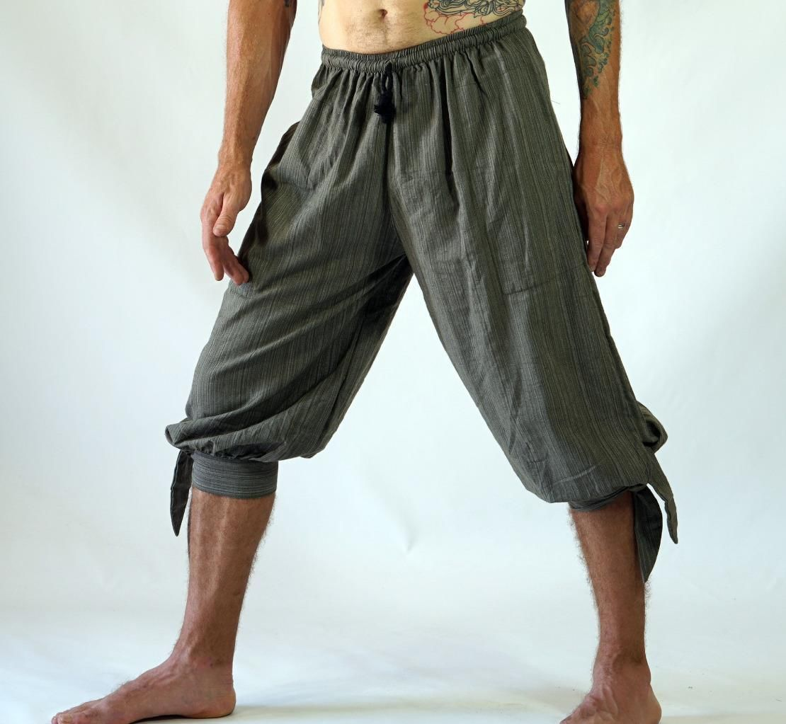 Renaissance Pirate SCA LARP Steampunk Peasant Pants