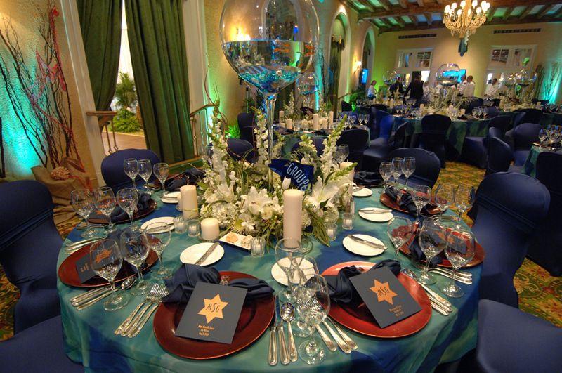 bar mitzvah balloon arrangements - Google Search   Entertaining ...
