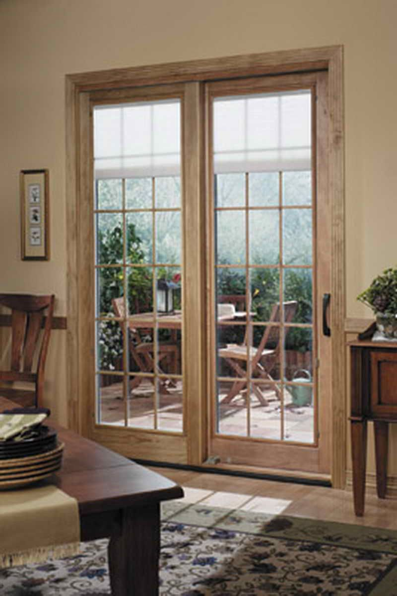 Perfect French Door Patio On Patio French Doors Frameless Sliding